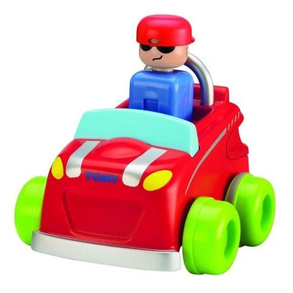 מכונית טומי לחץ וסע