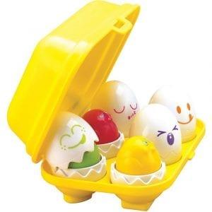 תבנית ביצים לתינוקות