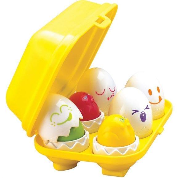 תבנית ביצים לתינוקות - טומי