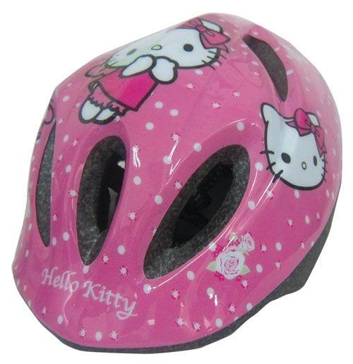 קסדת אופניים לילדים - הלו קיטי