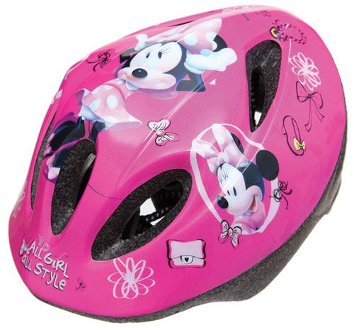 קסדת אופניים לילדים - מיני מאוס