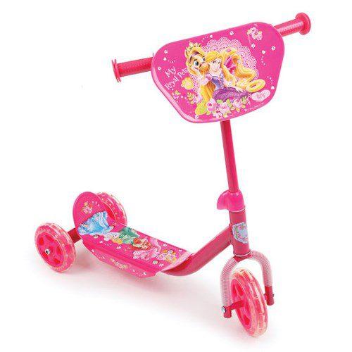 קורקינט 3 גלגלים נסיכות דיסני