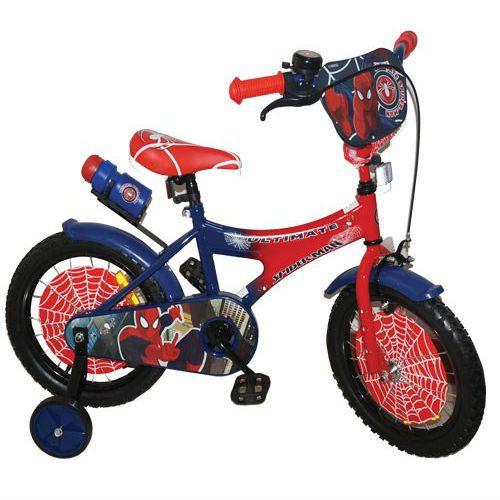 ברצינות אופניים ספיידרמן 16 - ספיידרמן - Spiderman - חנות צעצועים לילדים UU-29