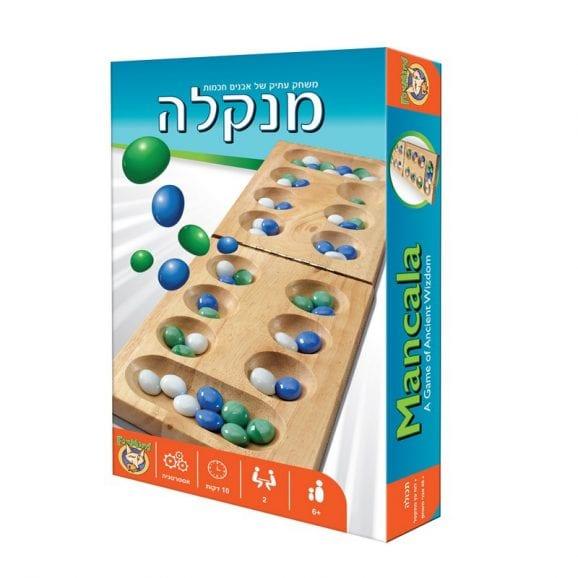 מנקלה - משחק אבנים חכמות