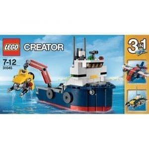 לגו קריאטור - חוקר אוקיינוסים 31045