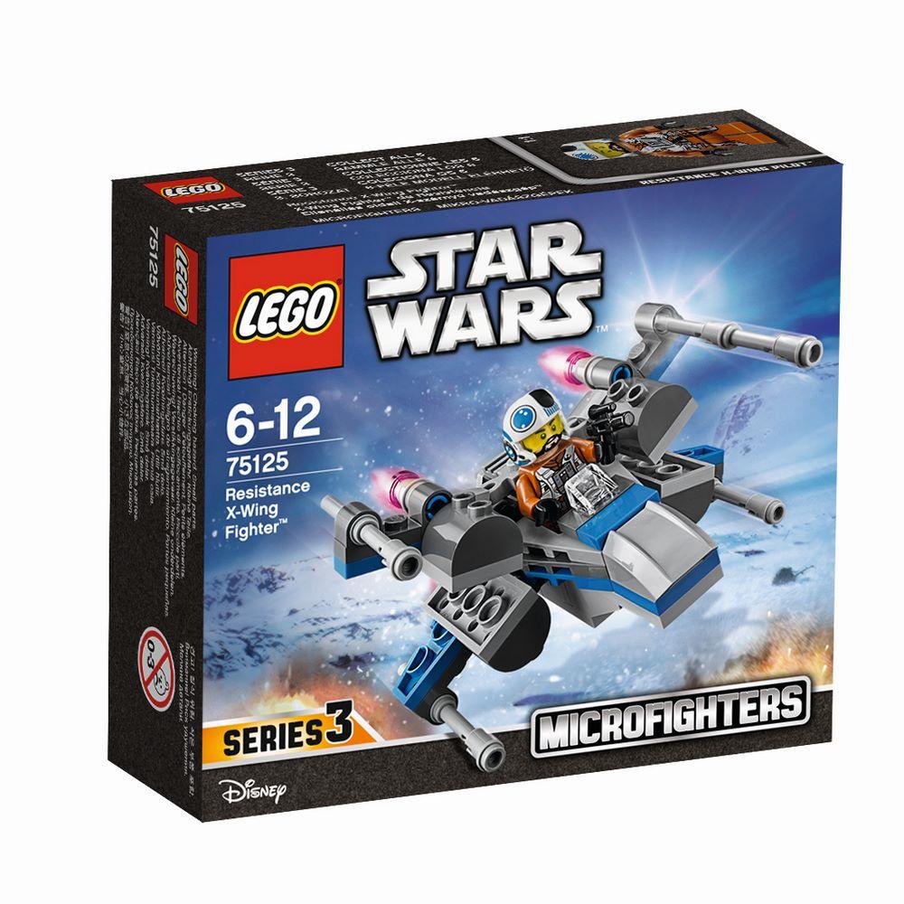 לגו מלחמת הכוכבים - חללית המורדים 75125
