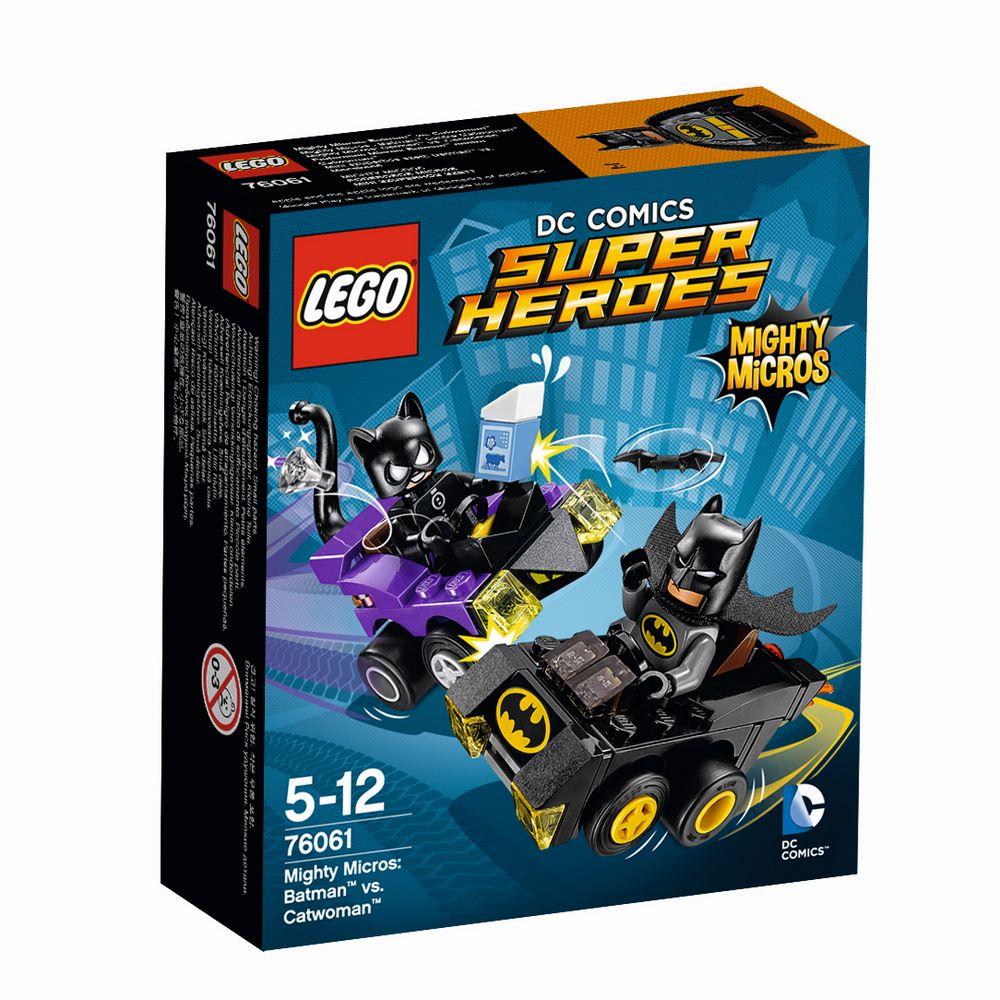 לגו סופר הירו - באטמן וקטוומן 76061
