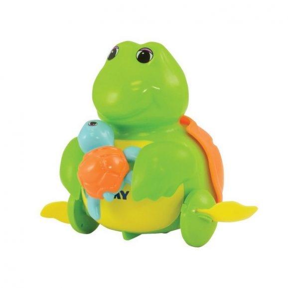 צבים מתחבקים