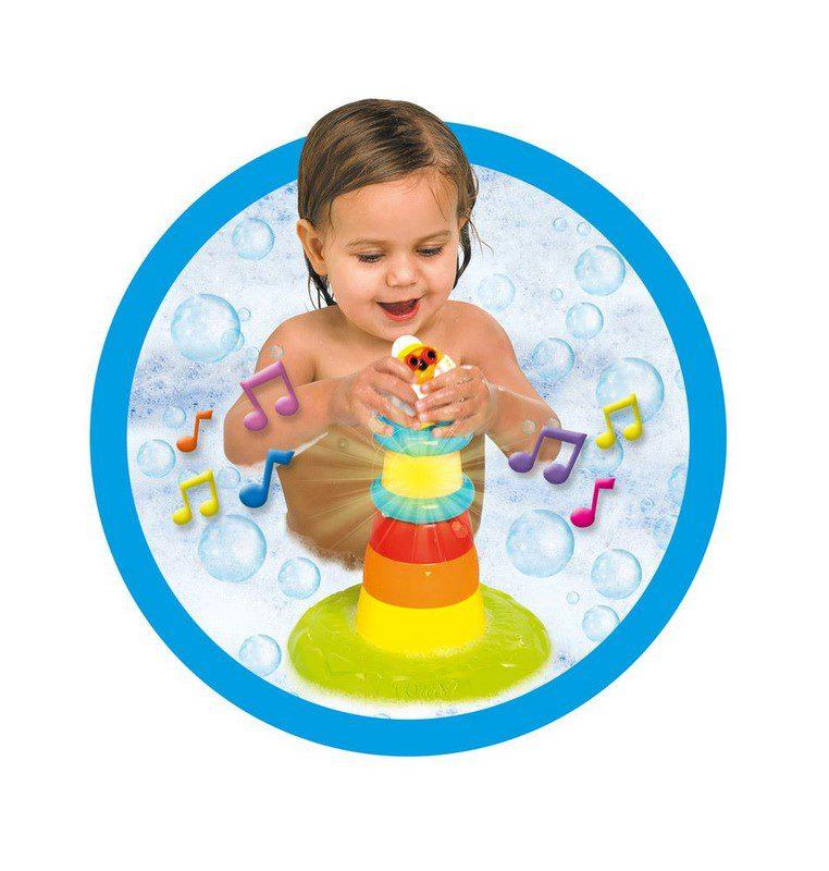 מגדלור מים מוזיקלי - טומי