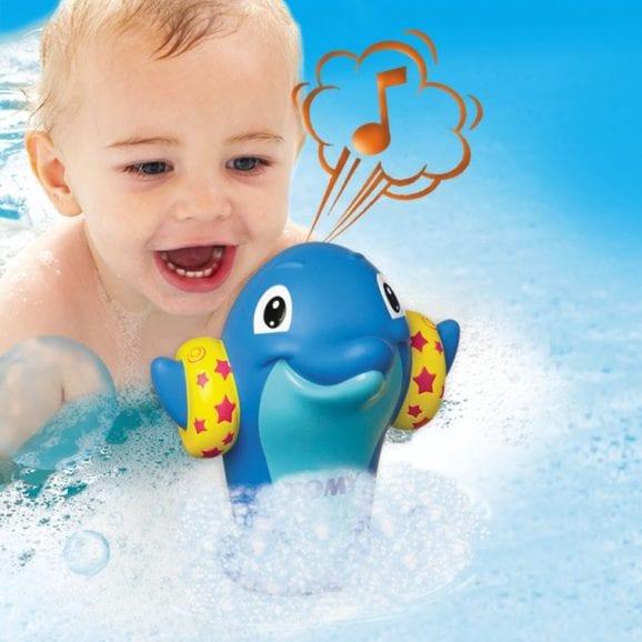 דולפין מים כחול