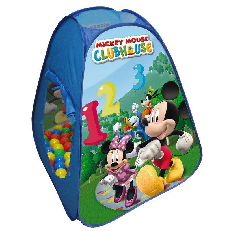 מאוד אוהל כדורים מיקי מאוס - מיקי מאוס - Mickey mouse - חנות צעצועים SA-35