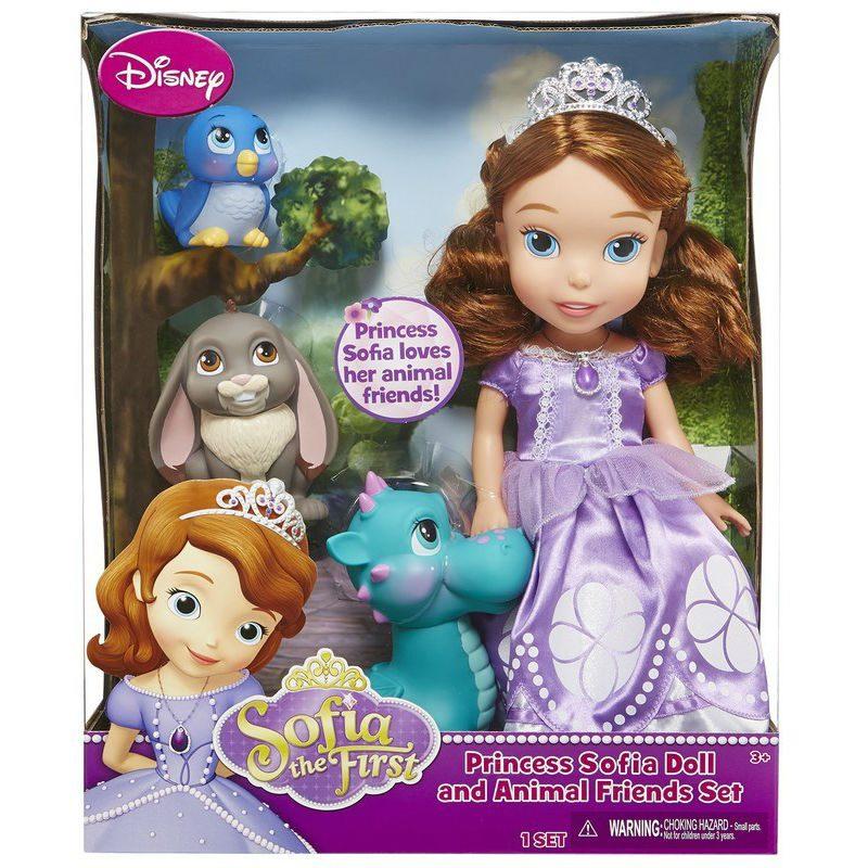 הנסיכה סופיה וחברים - דיסני
