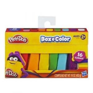 מארז פעילות בבצק 16 צבעים - פליידו