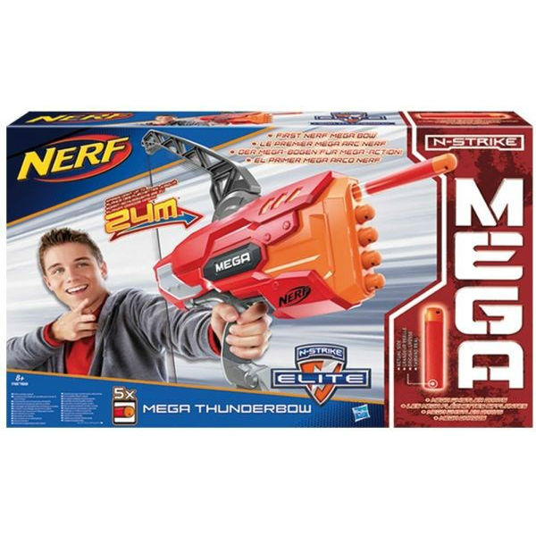 נרף - מגה רובה חץ וקשת ענק