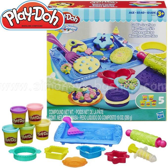 פליידו יוצרים עוגיות צבעוניות