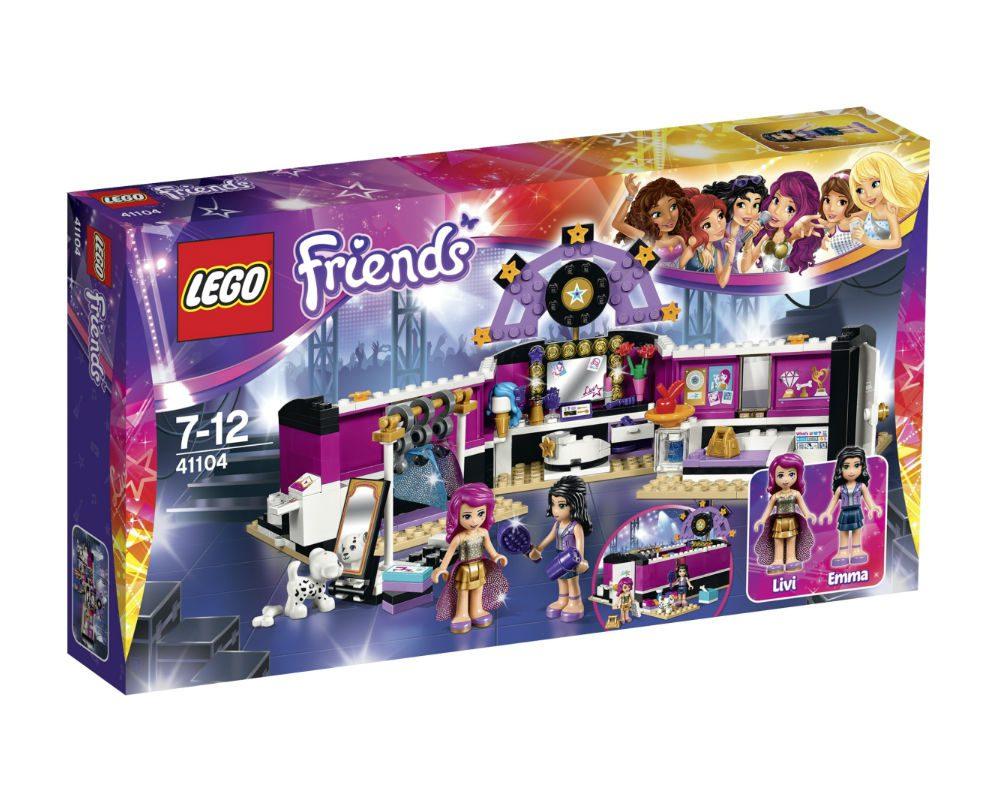 41104 lego - Lego friends casa de livi ...