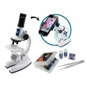 מיקרוסקופ 36 חלקים