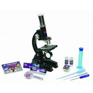 מיקרוסקופ 55 חלקים במזוודה