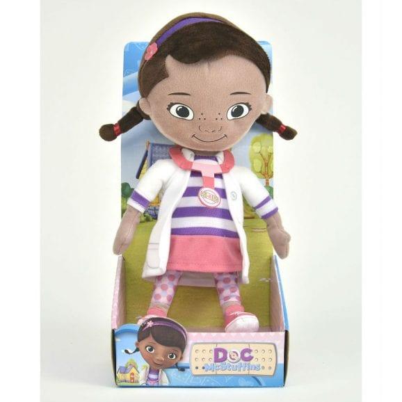 בובת דיסני קטנה דוק הרופאה