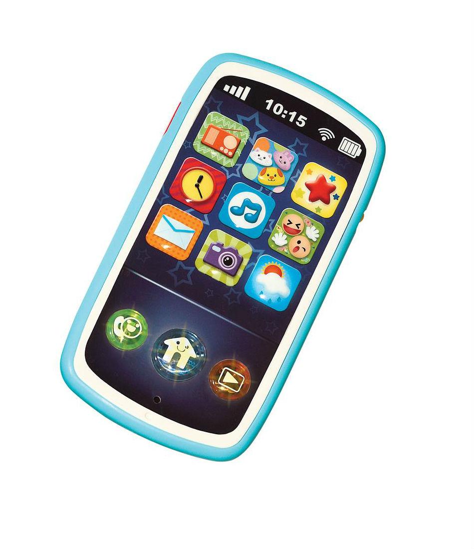 הטלפון החכם הראשון שלי