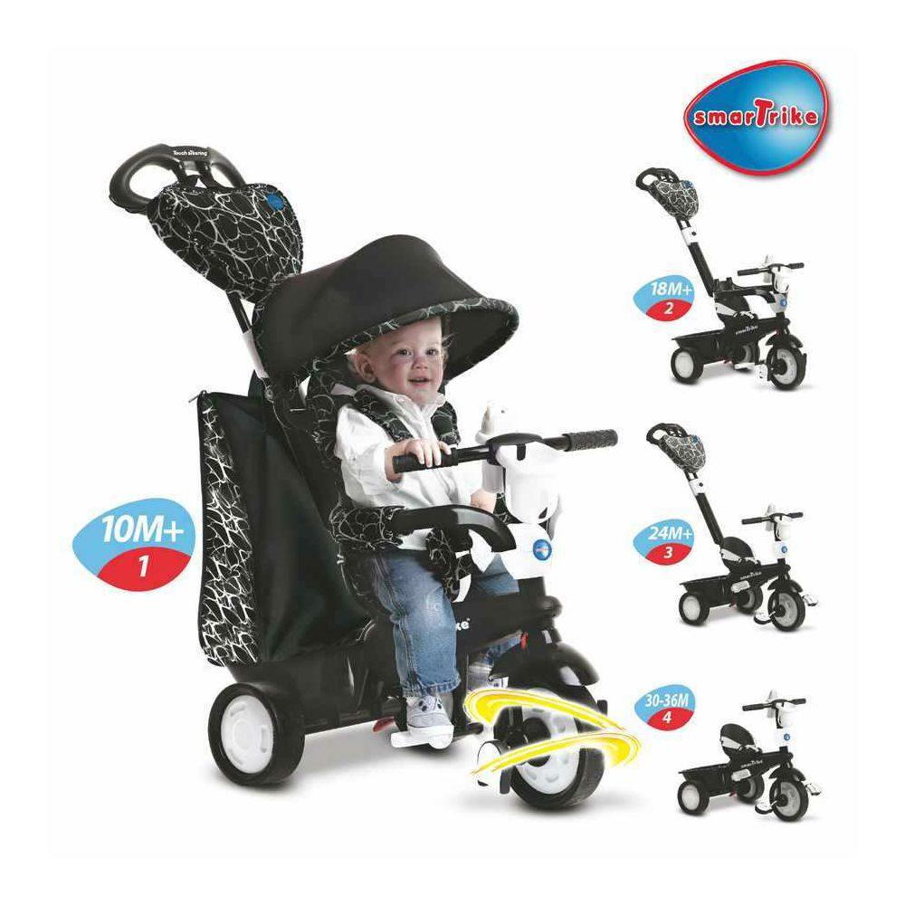 Smart Trike Chic - לבן