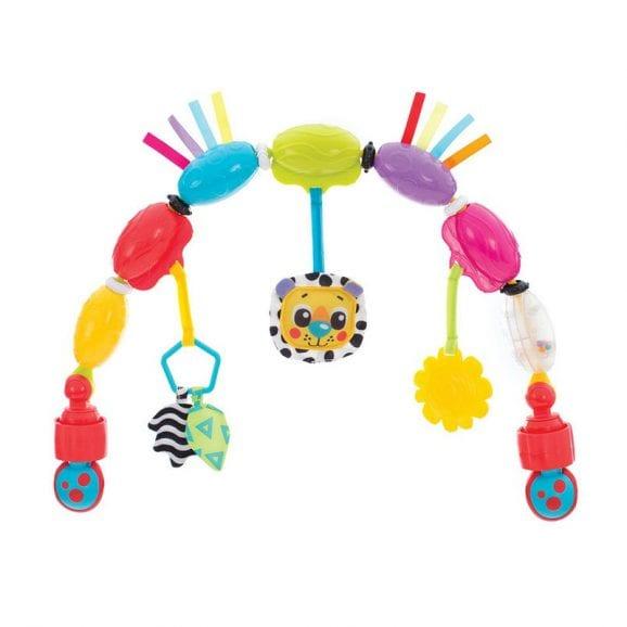 קשת בועות צבעונית מנגנת