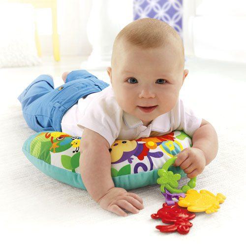 כרית יער מנגנת לתינוק - פישר פרייס