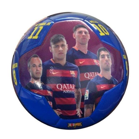 כדורגל שחקנים ברצלונה