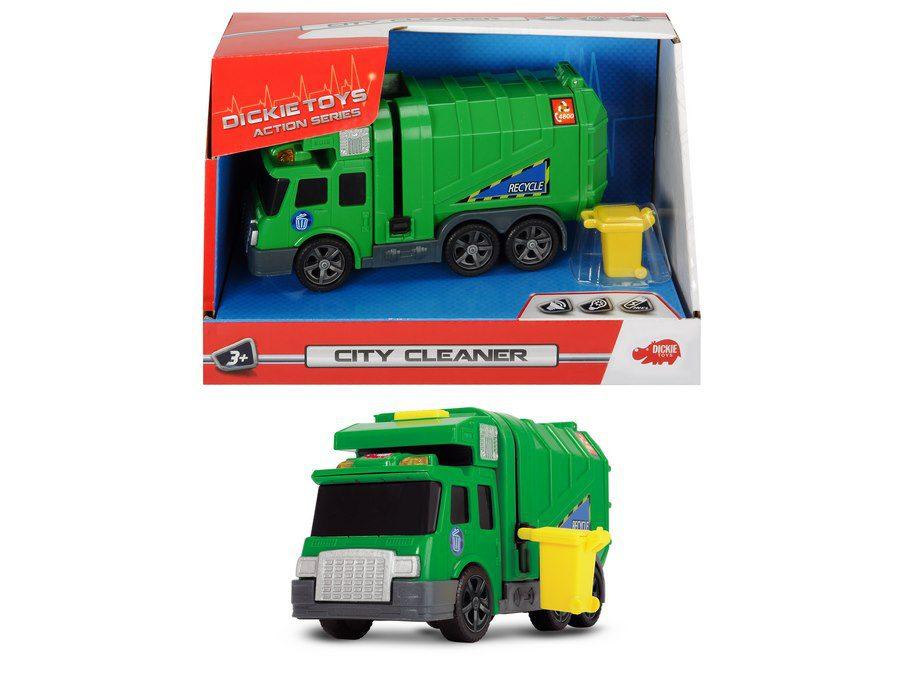 משאית אשפה - דיקי