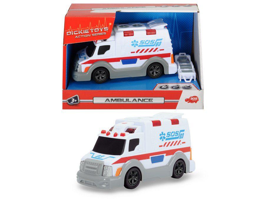רכב אמבולנס - דיקי