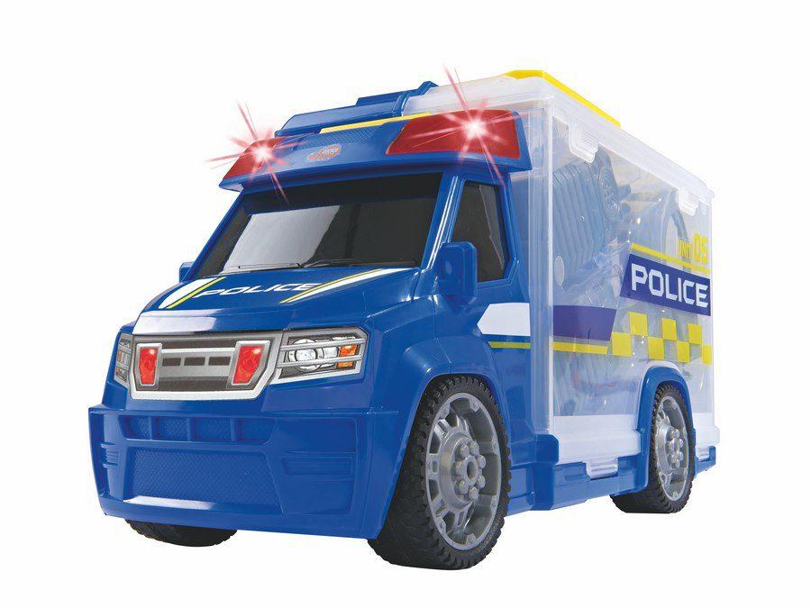 רכב משטרה גדול אורקולי - דיקי