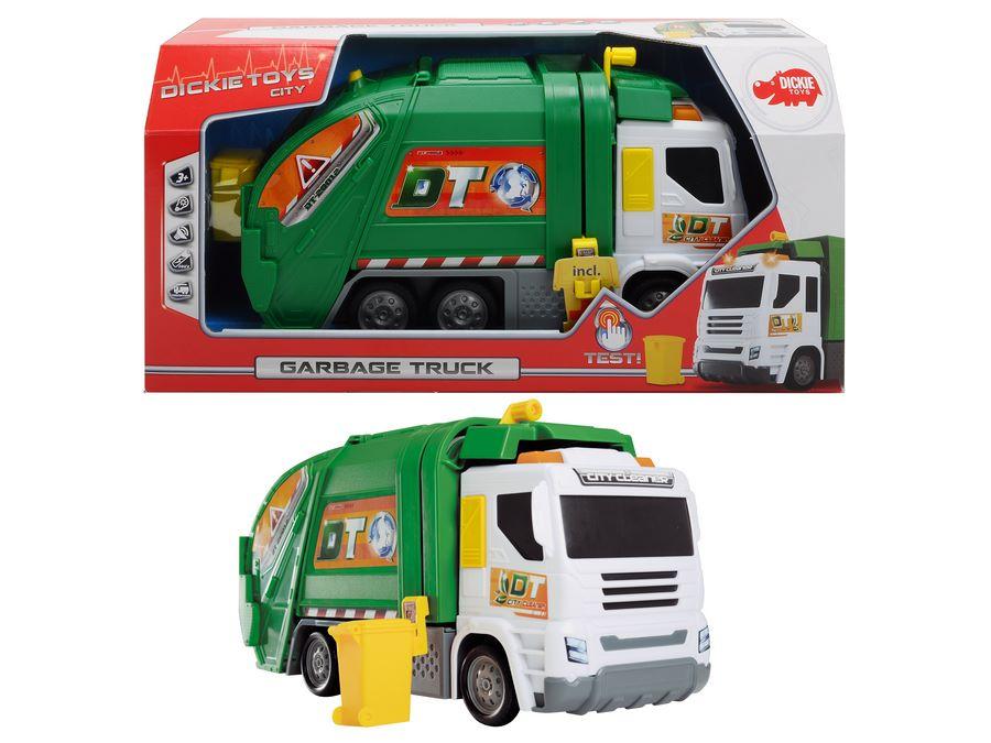 משאית אשפה גדולה אורקולי - דיקי