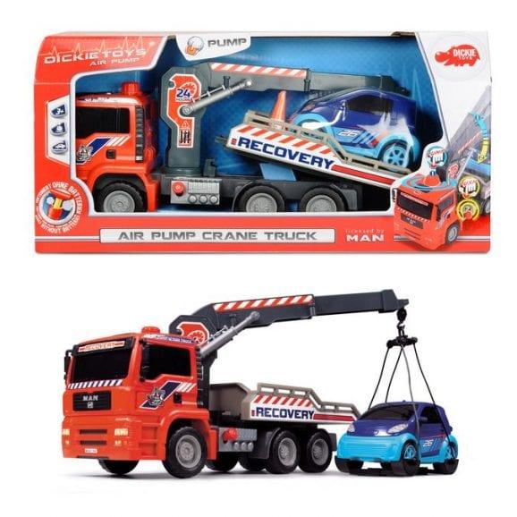 משאית גרר גדולה - דיקי