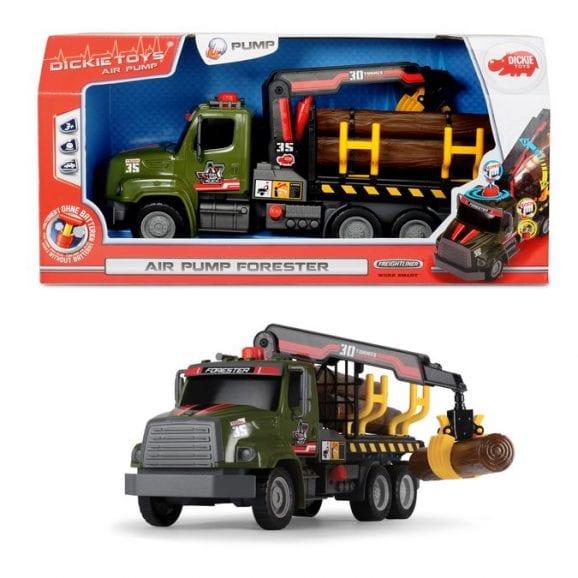 משאית בולי עץ גדולה - דיקי