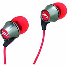 אוזניות אישיות - אדום