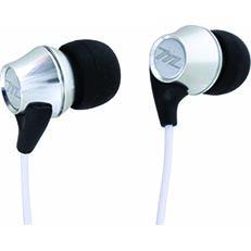 אוזניות אישיות - כסוף