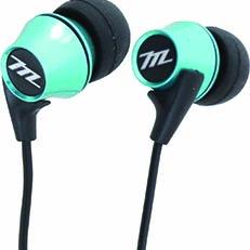 אוזניות אישיות - ירוק