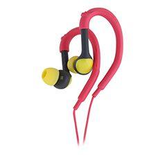 אוזניות ספורט - ורוד