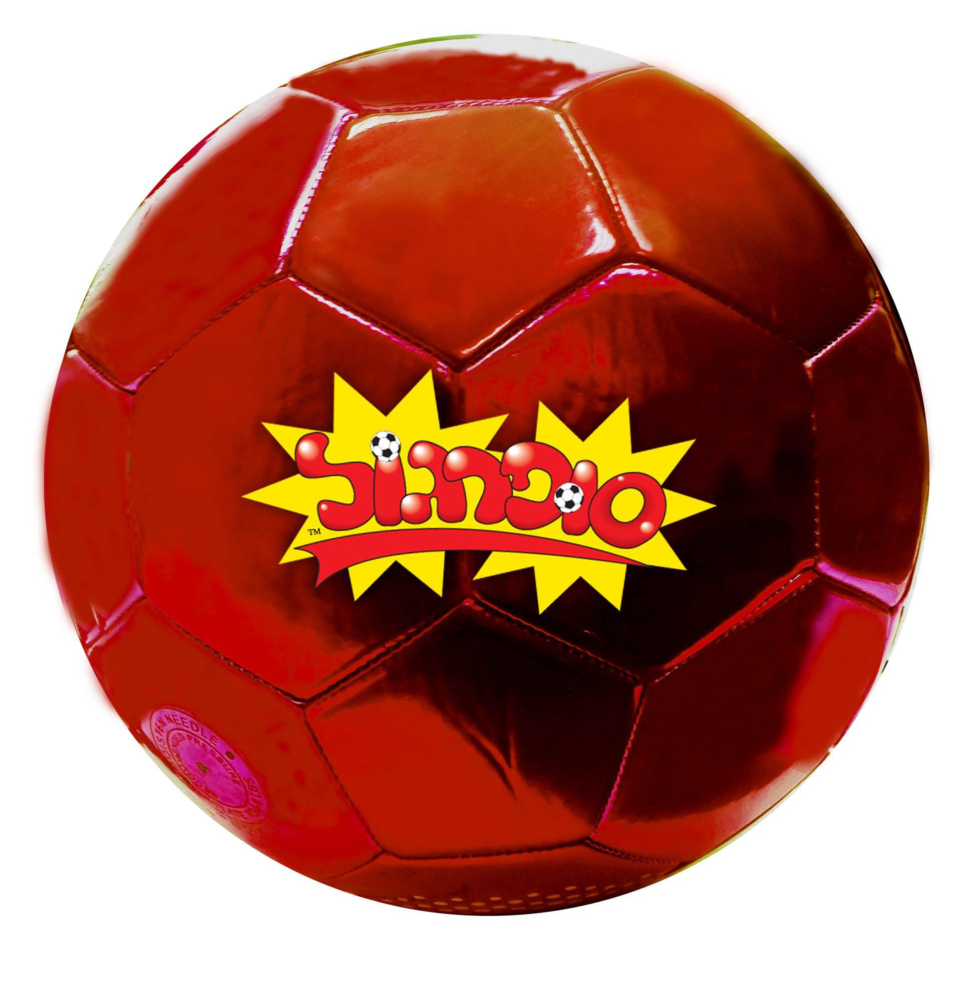 כדורגל סופרגול אדום