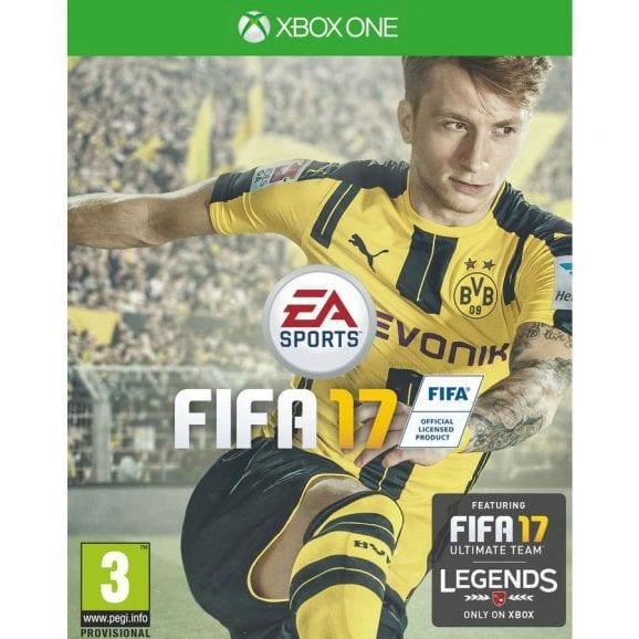 פיפא XBONE FIFA 17