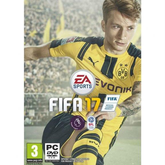 פיפא PC FIFA 17