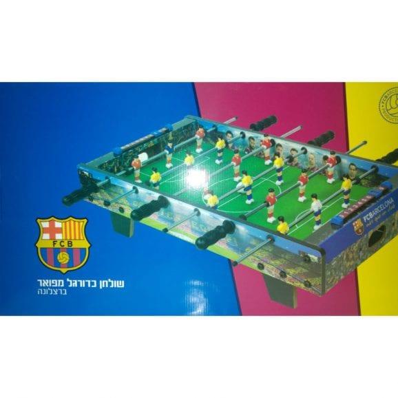 שולחן כדורגל בינוני - ברצלונה