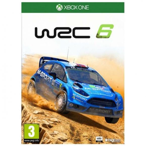 XBONE WRC 6