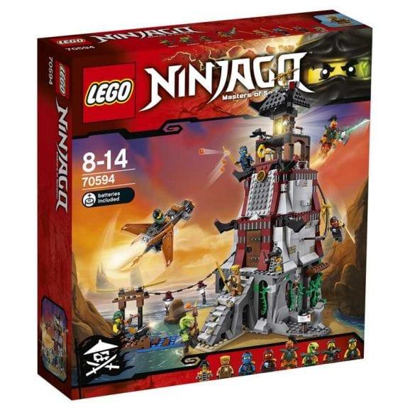 לגו נינג'גו - מגדלור 70594