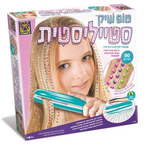 ערכת עיצוב שיער - טופ שיק סטייליסטית