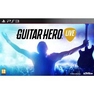 PS3 GUITAR HERO LIVE