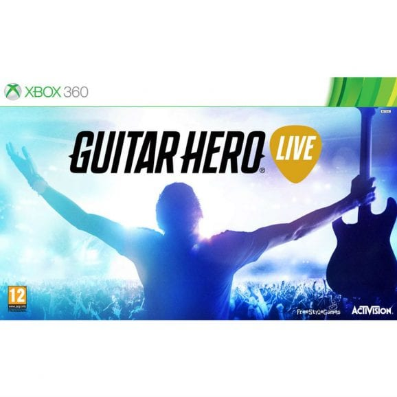 XB360 GUITAR HERO LIVE EN