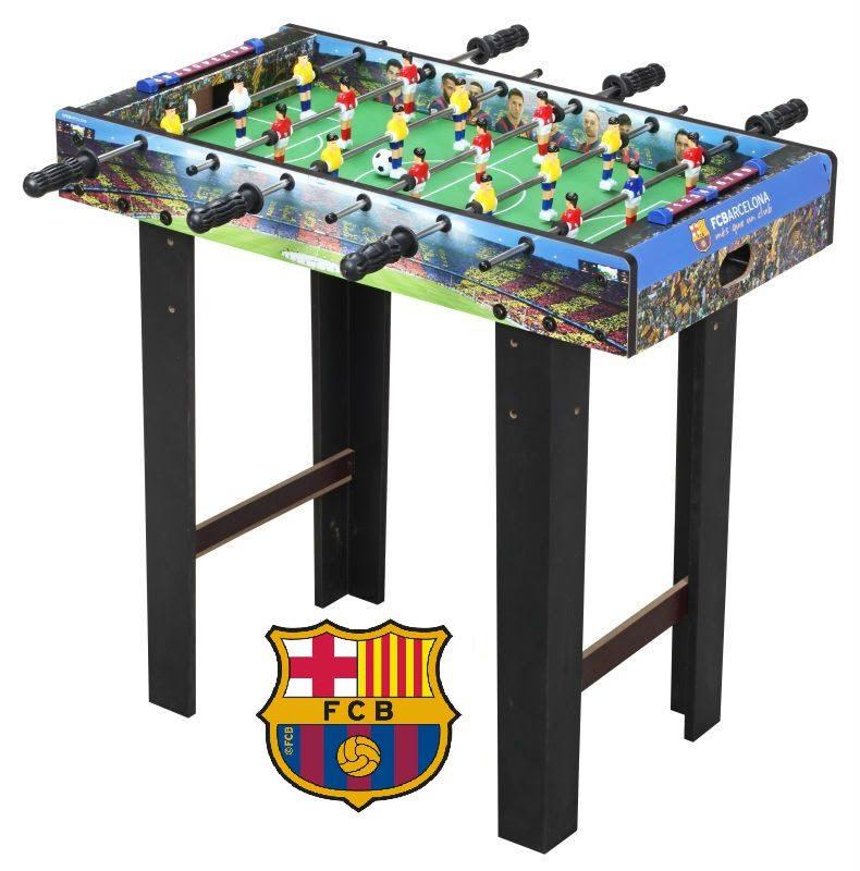שולחן כדורגל גדול - ברצלונה