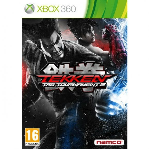 XBOX360 TEKKEN TAG TOURNAMENT 2 HITS TIER 3
