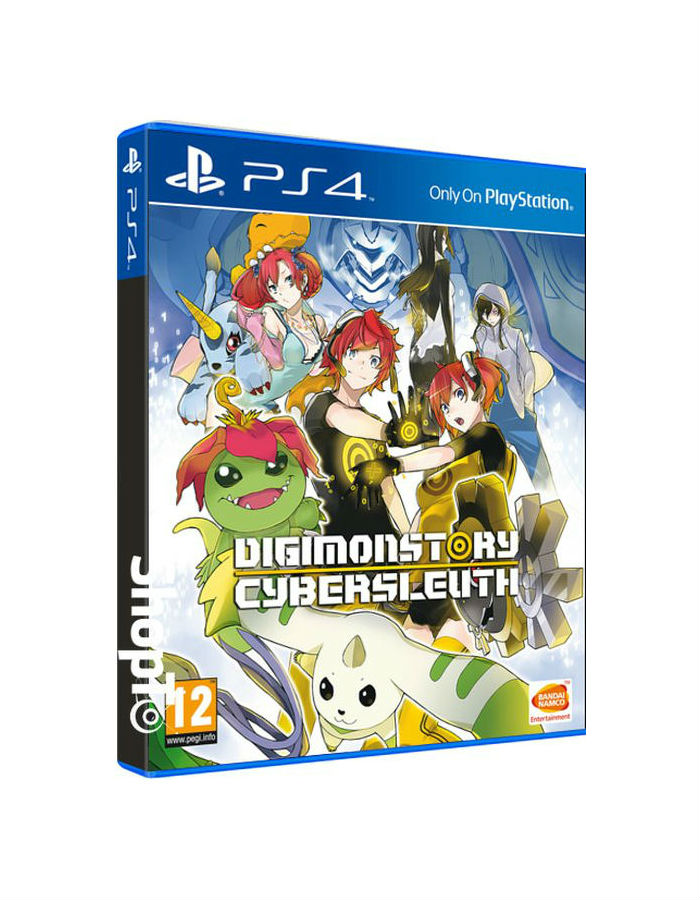 PS4 DIGIMON STORY:CYBER SIEUTH